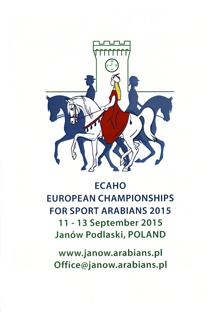 Europa Championat in Janow Podlaski