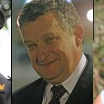 Dr. Marek Trela, Jerzy Bialobok und Anna Stojanowska
