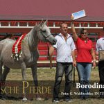 ... und ihre Mutter Borodina (Piligrim / Molvina), WAHO Trophy Winner 2016 und Best in Show 2014