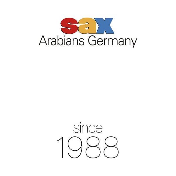 Sax Arabians Buch