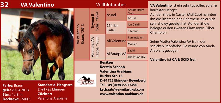 Valentina Arabians