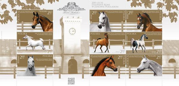 Janow Podlaski Briefmarken-600px