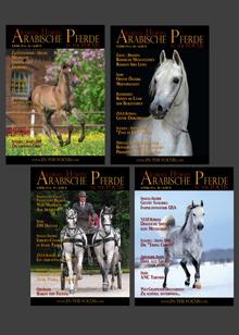 Gesamtjahrgang 2016  Arabische Pferde IN THE FOCUS