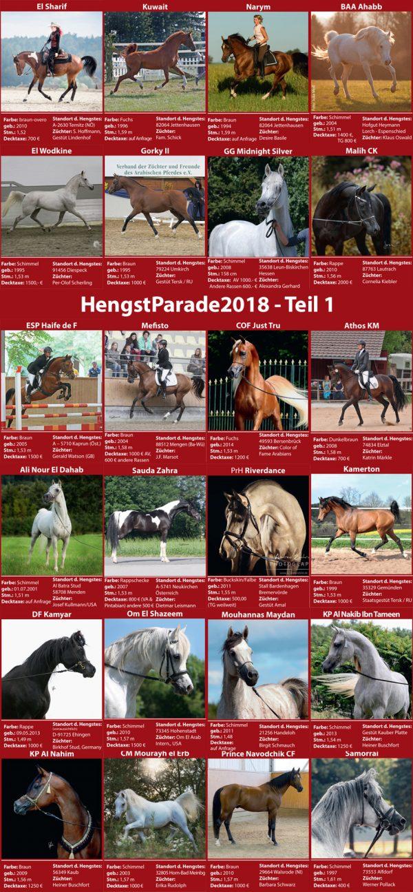 HengstParade2018 - Teil1