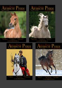 Gesamtjahrgang 2017  Arabische Pferde IN THE FOCUS