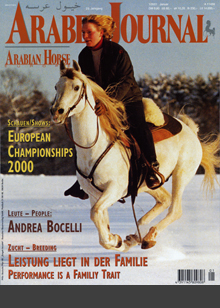 Araber Journal Nr. 1 / 2001