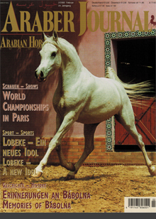 Araber Journal Nr. 2 / 2002