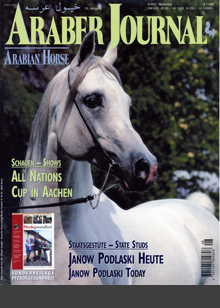 Araber Journal Nr. 8 / 2001