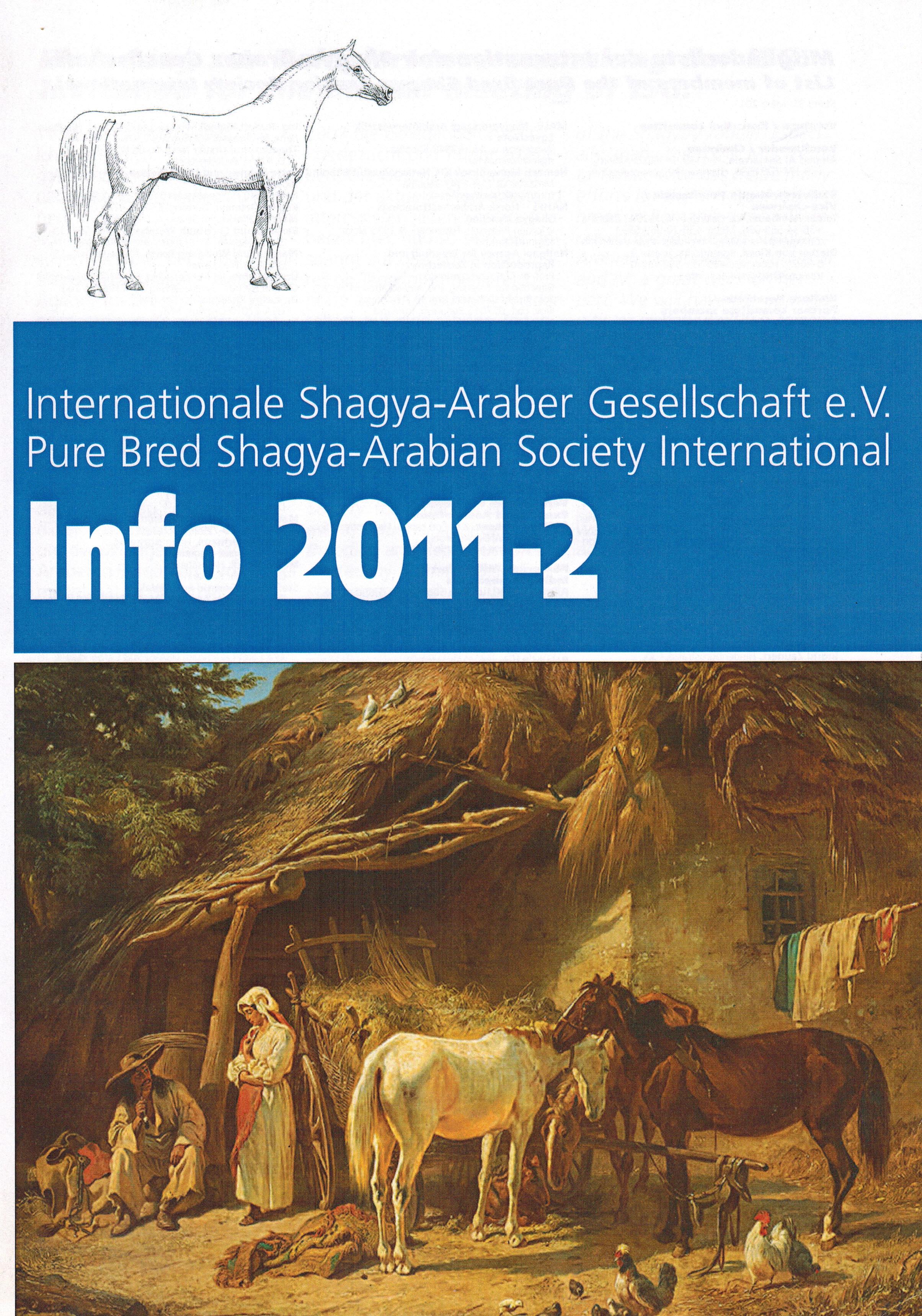 ISG und SAVS Info 2011-2