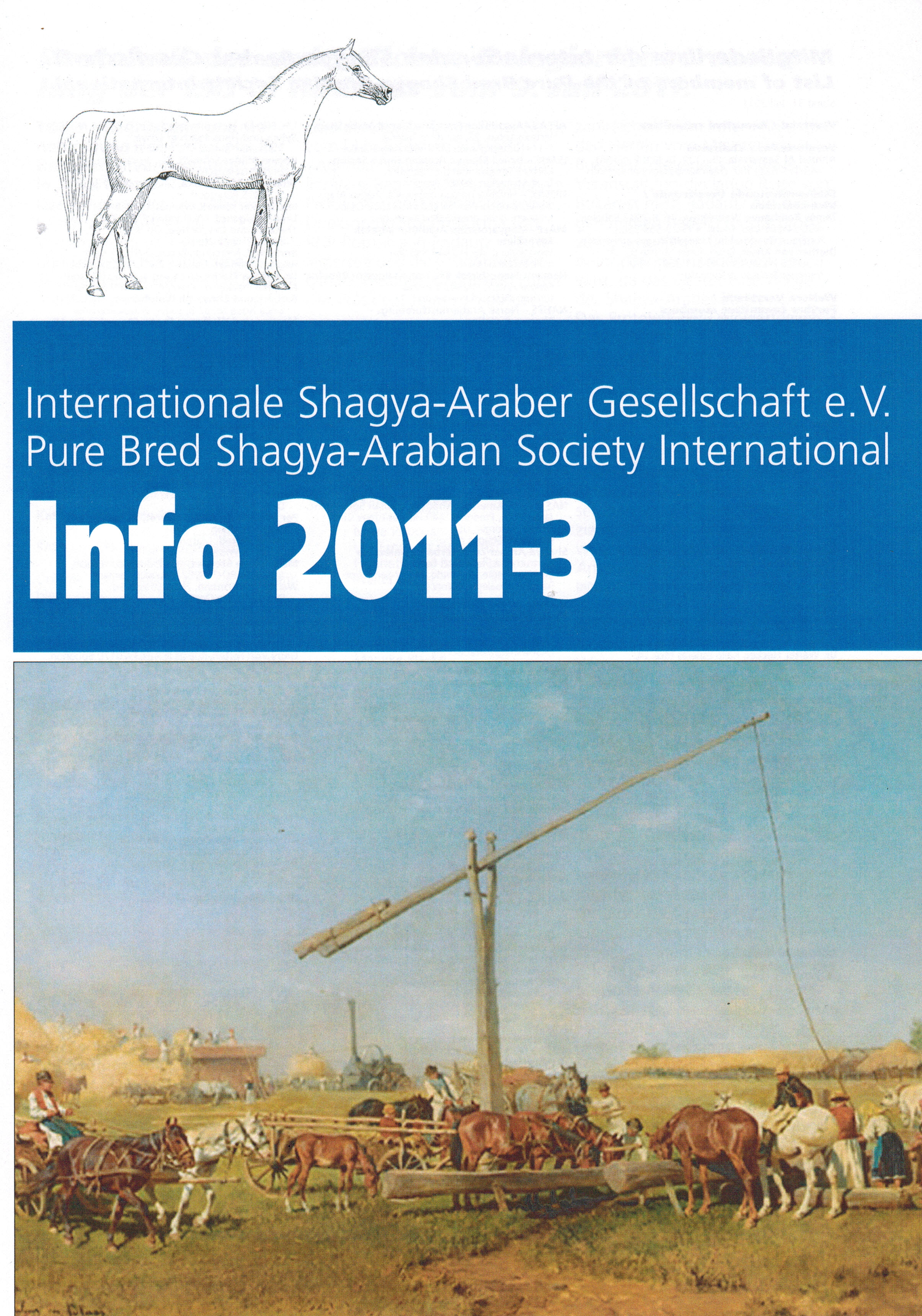 ISG und SAVS Info 2011-3
