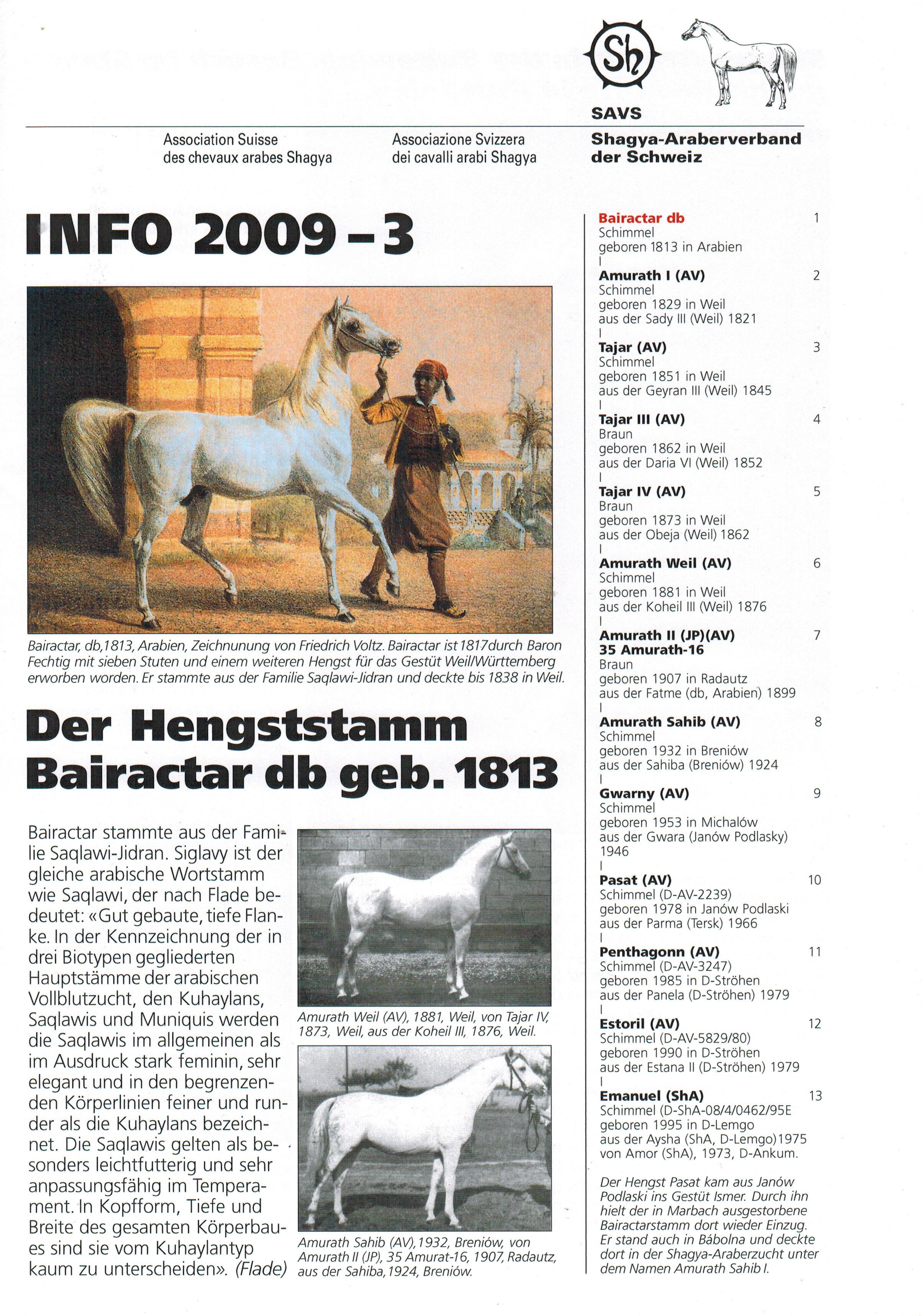 SAVS Info 2009-3