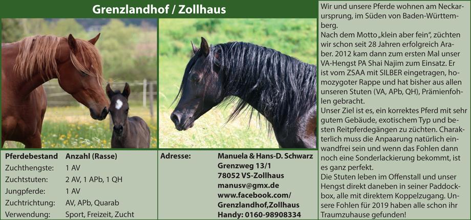 Grenzlandhof - Manuela Schwarz-Veil