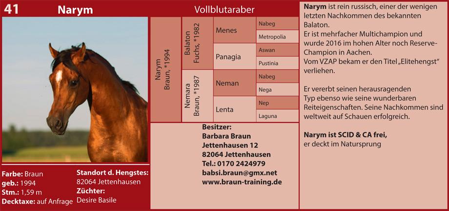 Pferdehof Braun