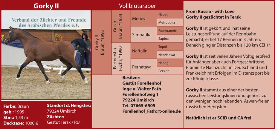 Walter Fath - Gorky II