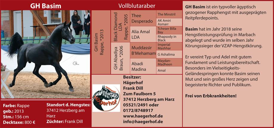 Hägerhof - Familie Dill