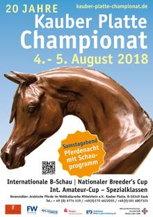 Kauber Platte Championat 2018